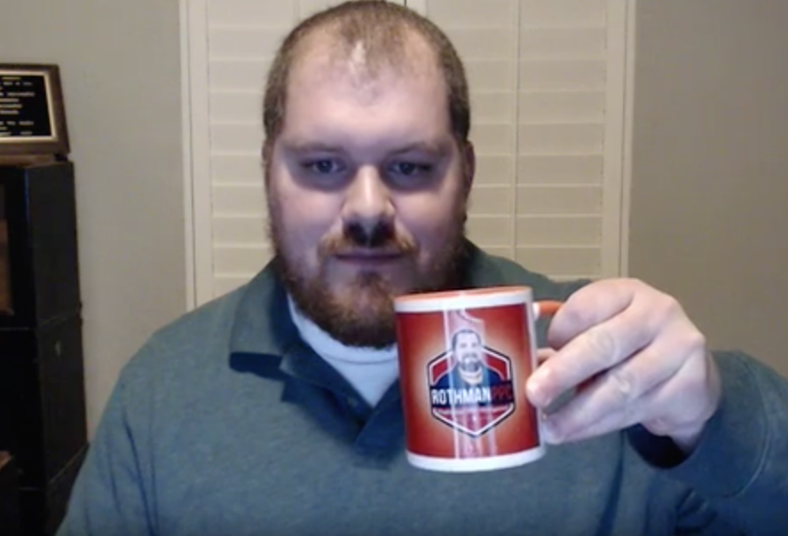 Rothman PPC Mug