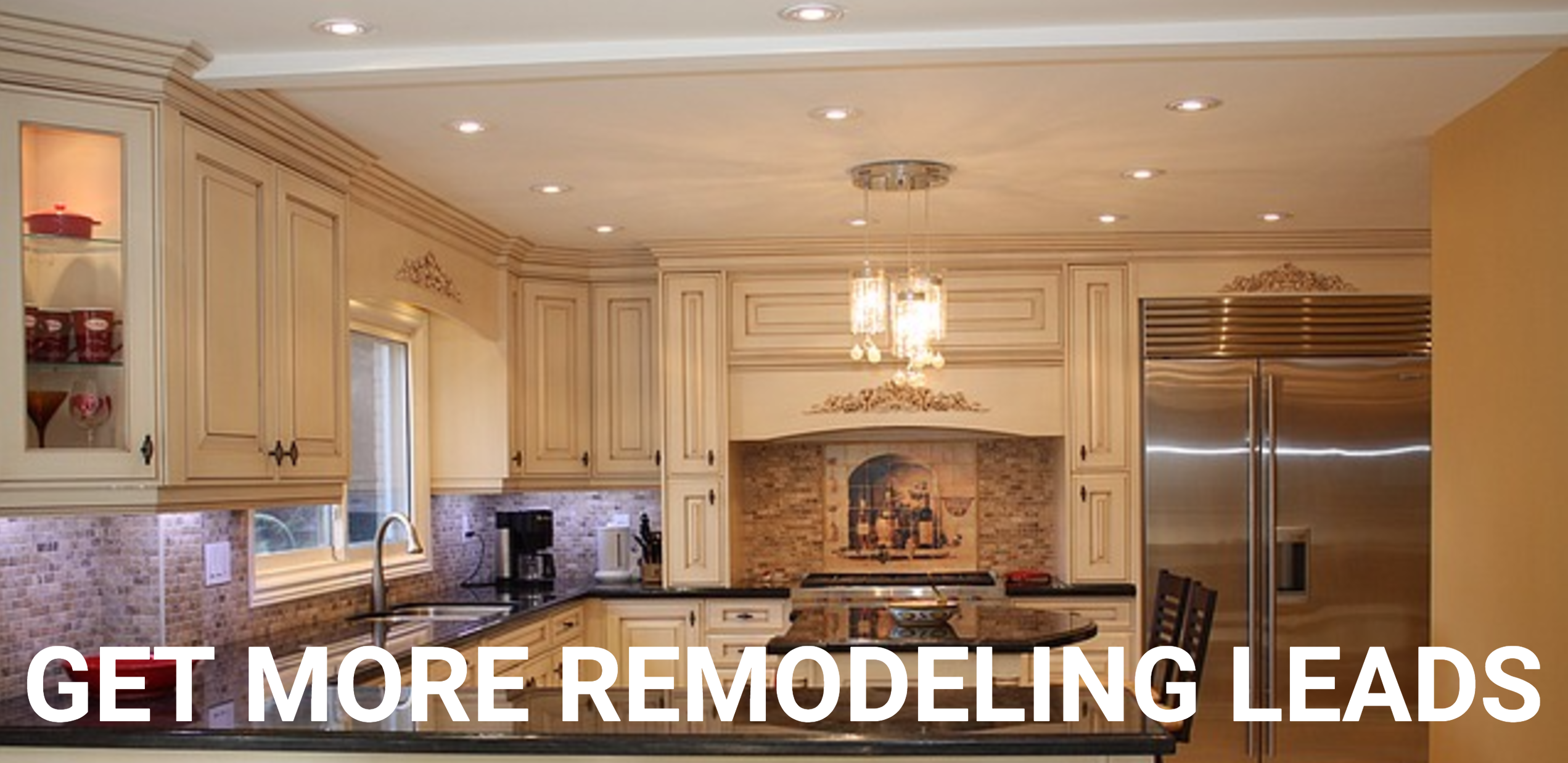 get more remodeling leads