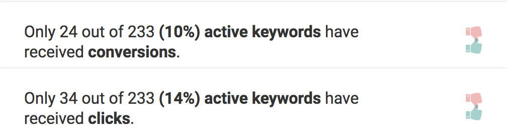mover keywords