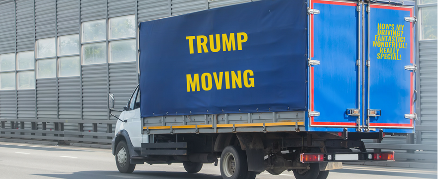 If Donald Trump Ran A Moving Company