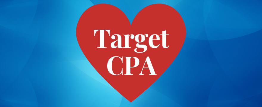 Target CPA Case Study