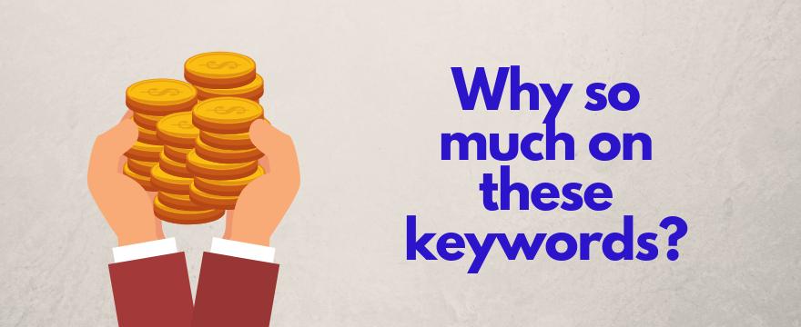 injury keyword cost per click