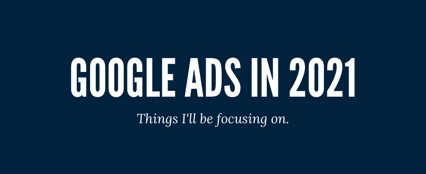 improving at google ads